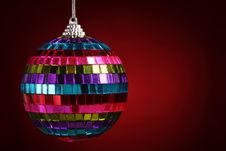 Free Christmas Ball Stock Images - 15984134