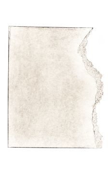 Old Paper Textured Stock Photography