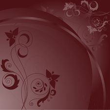Free Abstract Brown Background Royalty Free Stock Photo - 15984405
