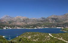 Free Adriatic Seascape Stock Photography - 15984752