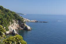 Free Adriatic Seascape Royalty Free Stock Image - 15984756