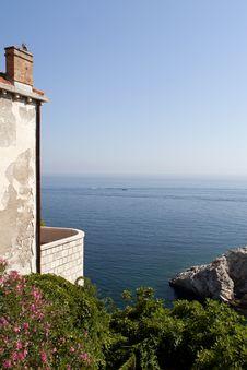 Free Adriatic Seascape Stock Photography - 15984762