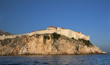 Free Dubrovnik Fortress Royalty Free Stock Photos - 15984818