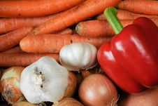Free Vegetable Stock Photography - 15985132