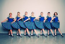 Free Dancers In Kilts Stock Photos - 15985683