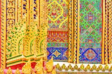 Free Wat Rajabopit.The Temple In The Bangkok. Royalty Free Stock Images - 15985879