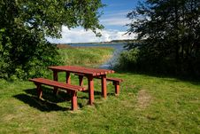 Free Picnic Area Royalty Free Stock Image - 15986516