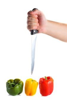 Free Peppers Stock Images - 15986924