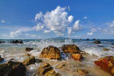 Free Sibu Island Beach Royalty Free Stock Photos - 15988548