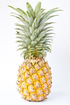 Free Pineapple Stock Photography - 15988762
