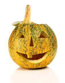 Free Halloween Pumpkin Royalty Free Stock Images - 15989319