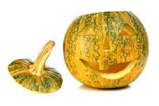 Free Halloween Pumpkin Royalty Free Stock Photo - 15989325