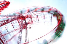 Free Riesenrad (Ferris Wheel) Royalty Free Stock Photo - 15989905
