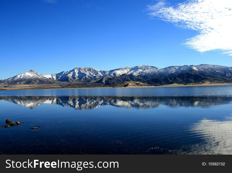 Lake Isabella Winter s