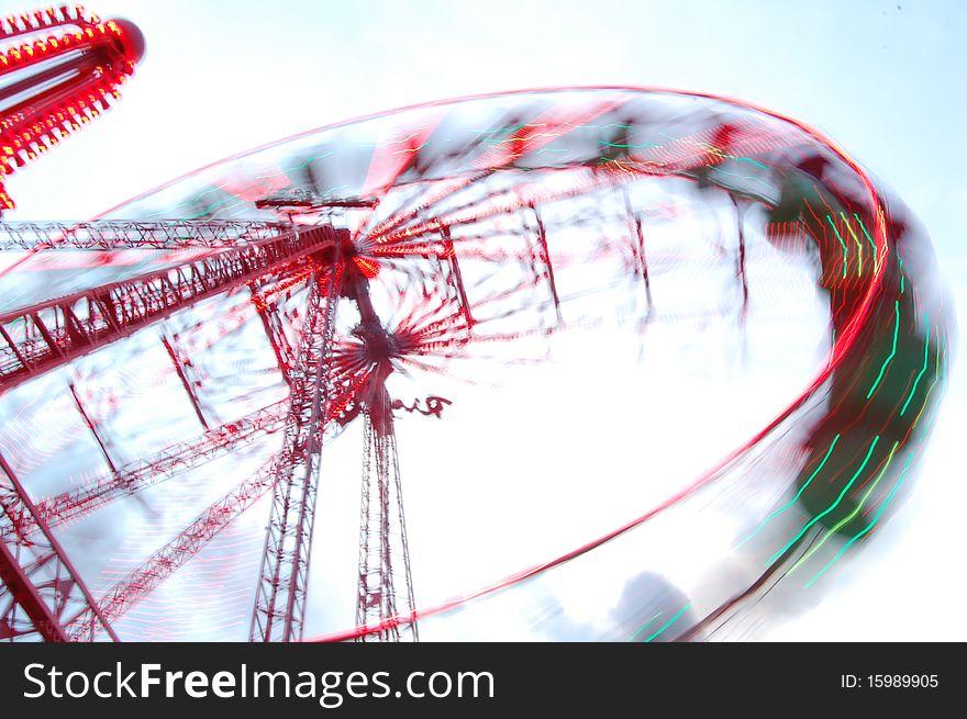 Riesenrad (Ferris Wheel)