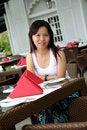 Free Asian Girl Smiles Stock Photos - 15992003