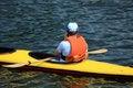 Free Kayaking Royalty Free Stock Photo - 15993485