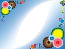 Free Colorful Circles Stock Images - 15991254