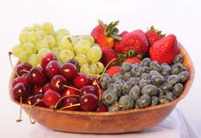 Free Berrys And Fruits Stock Images - 15991794