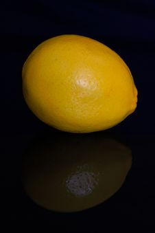Free Yellow Lemon Stock Images - 15992664