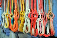 Free Painted Clamps Stock Images - 15995184