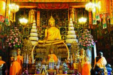Free Ancient Buddha Royalty Free Stock Images - 15995349