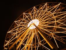 Free Ferris Wheel Stock Images - 15995704
