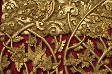Free Thai Traditional Style In Door Royalty Free Stock Photos - 15996668