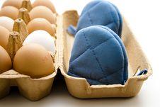 Eggs Warmer Royalty Free Stock Photo
