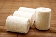 Elastic Bandage Stock Photography