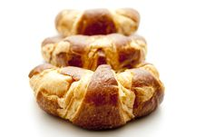 Free Croissants Royalty Free Stock Images - 15997319