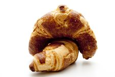 Free Croissants Royalty Free Stock Photography - 15997337