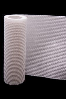 White Paper Towel Royalty Free Stock Photos