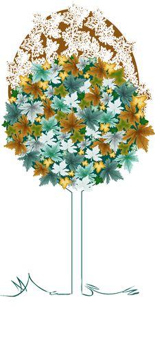Free Tree Autumn Stock Photos - 15998513