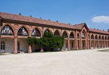 Villa In Tuscany - Italy Stock Photography