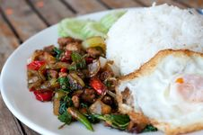 Free Thai Food Royalty Free Stock Images - 15999949