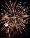 Free Fireworks Show VII Royalty Free Stock Image - 161726