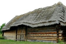 Free In The Old Village Museum Royalty Free Stock Images - 160049