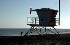 Free Life-guard House Stock Images - 161304