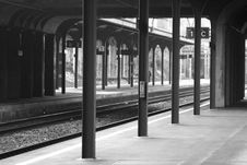Free Train Station Stock Image - 161331