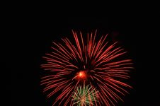 Free Bombs Bursting In Air Stock Photo - 162280
