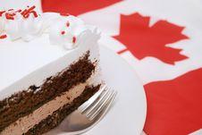 Free Canada Day Celebrations Stock Image - 162611