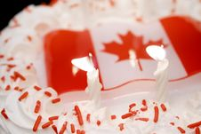 Free Canada Day Celebrations Stock Images - 162664