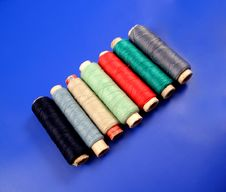 Free Thread Roll....(1) Royalty Free Stock Photography - 163327