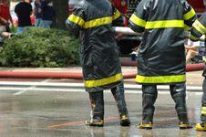 Free Firemen Stock Image - 163341