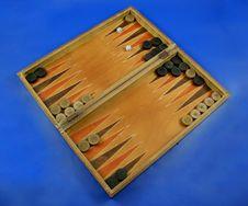 Free Backgammon..(2) Royalty Free Stock Image - 163396