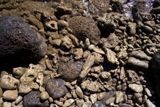 Free Smooth Rocks Royalty Free Stock Photos - 163498