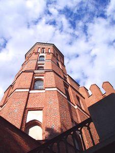 Free Vytautas Church 2 Stock Images - 164974