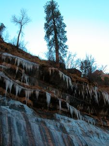Free Icicle Ledges Stock Photo - 165960