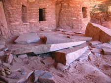 Free Corn Cob Anasazi Abandoned Site Stock Photo - 166980